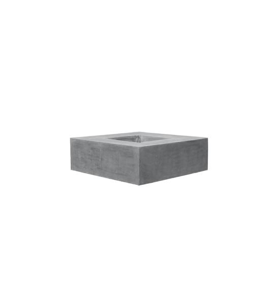 Fiberstone Jumbo seating grey