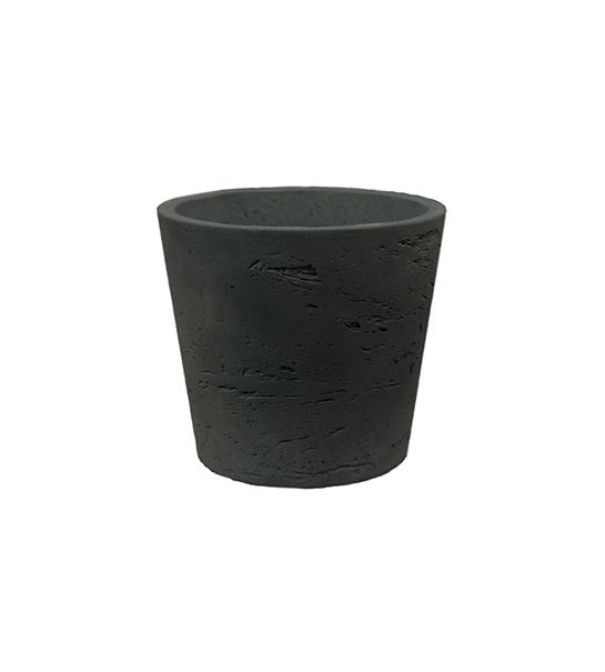 Rough Mini bucket XS black washed