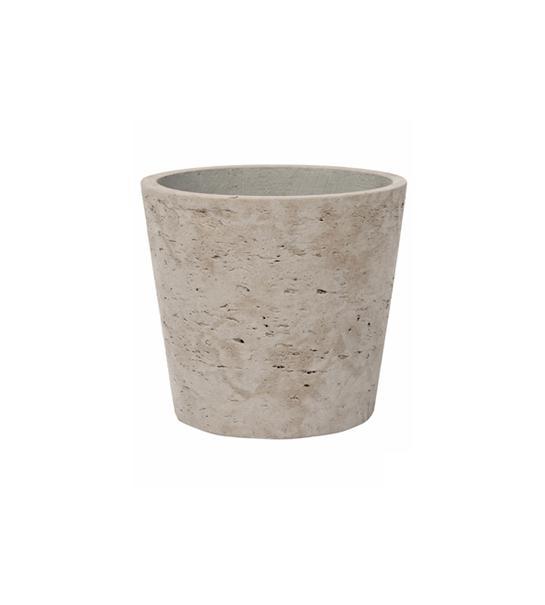 Rough Mini bucket XXS grey washed