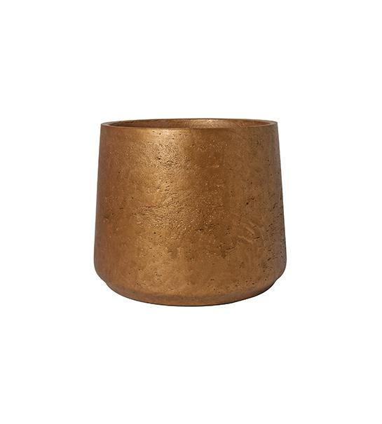 Rough Patt XXL metallic copper