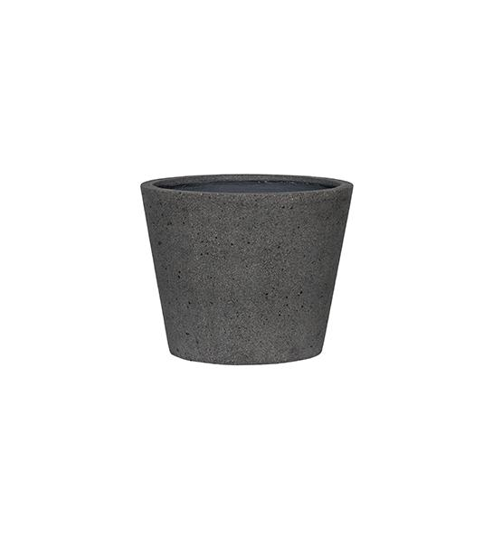 Stone Bucket M, Laterite Grey